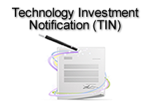 Tech Investment Notification (TIN)
