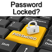 Is your Password Locked?